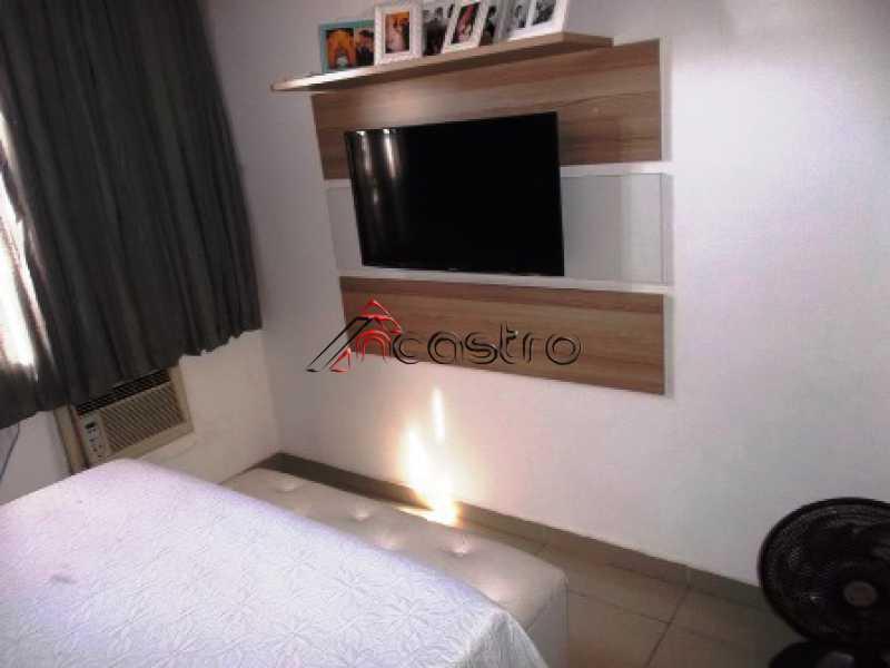 ncastro 15 - Apartamento à venda Rua Cardoso de Morais,Bonsucesso, Rio de Janeiro - R$ 450.000 - 2023 - 17