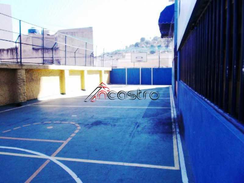 ncastro 21 - Apartamento à venda Rua Cardoso de Morais,Bonsucesso, Rio de Janeiro - R$ 450.000 - 2023 - 24