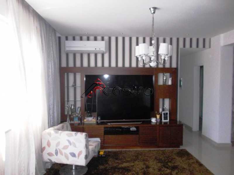 ncastro 22 - Apartamento à venda Rua Cardoso de Morais,Bonsucesso, Rio de Janeiro - R$ 450.000 - 2023 - 3