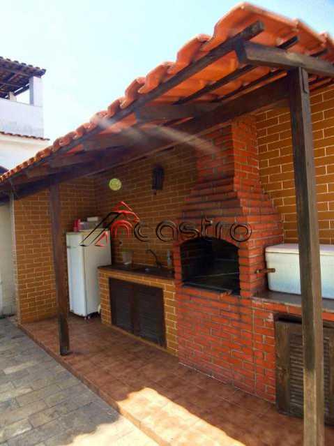 NCastro08. - Casa à venda Rua Firmino Gameleira,Olaria, Rio de Janeiro - R$ 1.200.000 - M2171 - 20