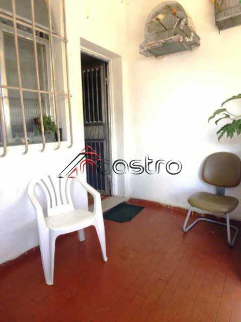 NCastro 1. - Casa de Vila à venda Rua Gonzaga Duque,Ramos, Rio de Janeiro - R$ 180.000 - M2174 - 19