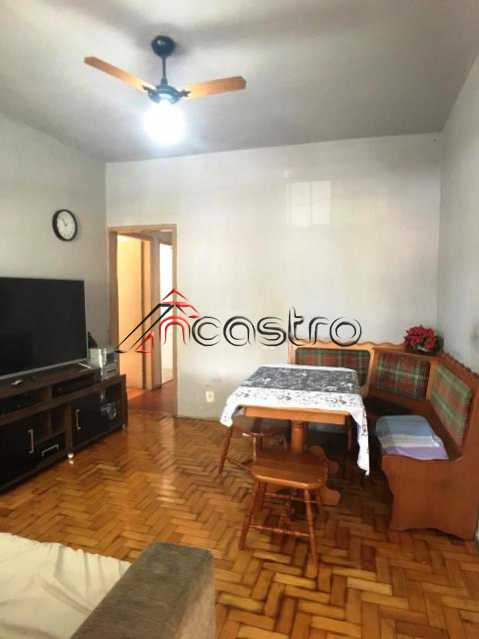 NCastro 3. - Casa de Vila à venda Rua Gonzaga Duque,Ramos, Rio de Janeiro - R$ 180.000 - M2174 - 1