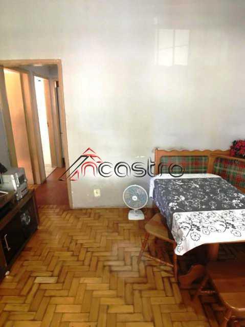 NCastro 5. - Casa de Vila à venda Rua Gonzaga Duque,Ramos, Rio de Janeiro - R$ 180.000 - M2174 - 4