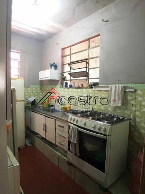 NCastro 15. - Casa de Vila à venda Rua Gonzaga Duque,Ramos, Rio de Janeiro - R$ 180.000 - M2174 - 13