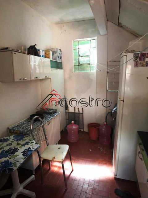 NCastro 19. - Casa de Vila à venda Rua Gonzaga Duque,Ramos, Rio de Janeiro - R$ 180.000 - M2174 - 16