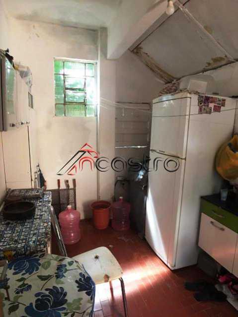 NCastro 20. - Casa de Vila à venda Rua Gonzaga Duque,Ramos, Rio de Janeiro - R$ 180.000 - M2174 - 17