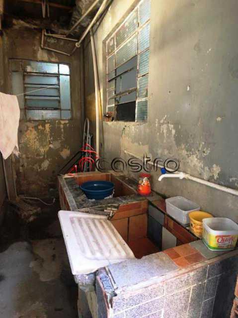 NCastro 21. - Casa de Vila à venda Rua Gonzaga Duque,Ramos, Rio de Janeiro - R$ 180.000 - M2174 - 18