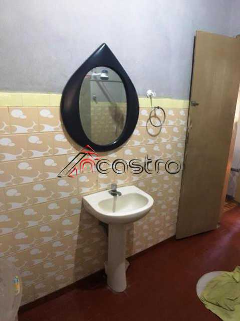 NCastro 24. - Casa de Vila à venda Rua Gonzaga Duque,Ramos, Rio de Janeiro - R$ 180.000 - M2174 - 11
