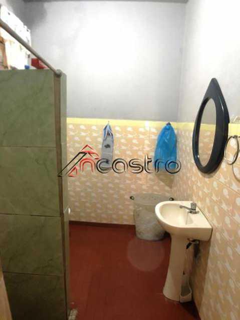 NCastro 25. - Casa de Vila à venda Rua Gonzaga Duque,Ramos, Rio de Janeiro - R$ 180.000 - M2174 - 12