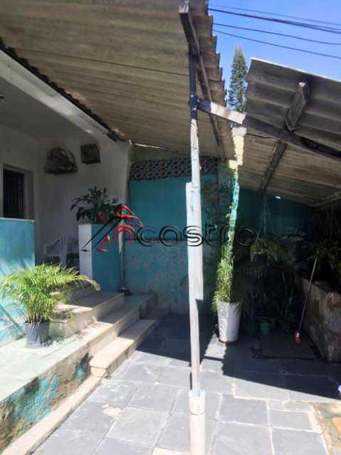 NCastro 32. - Casa de Vila à venda Rua Gonzaga Duque,Ramos, Rio de Janeiro - R$ 180.000 - M2174 - 21