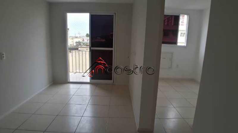 NCastro03. - Apartamento à venda Rua Miguel Cervantes,Cachambi, Rio de Janeiro - R$ 250.000 - 2278 - 5