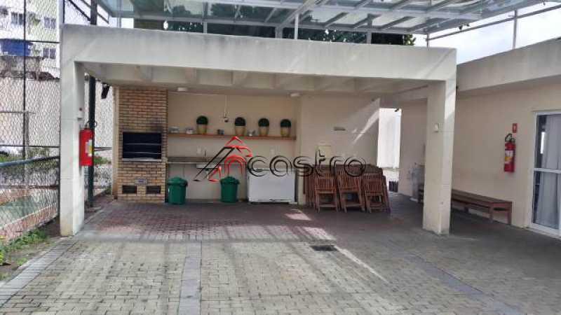 NCastro04. - Apartamento à venda Rua Miguel Cervantes,Cachambi, Rio de Janeiro - R$ 250.000 - 2278 - 27