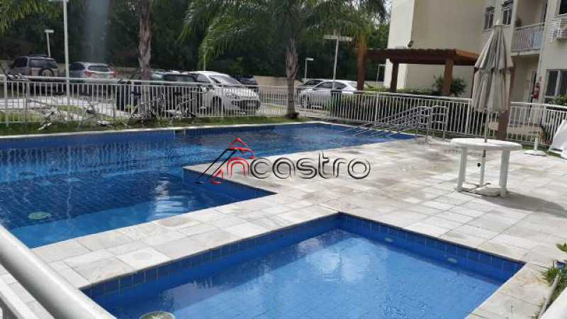 NCastro05. - Apartamento à venda Rua Miguel Cervantes,Cachambi, Rio de Janeiro - R$ 250.000 - 2278 - 3