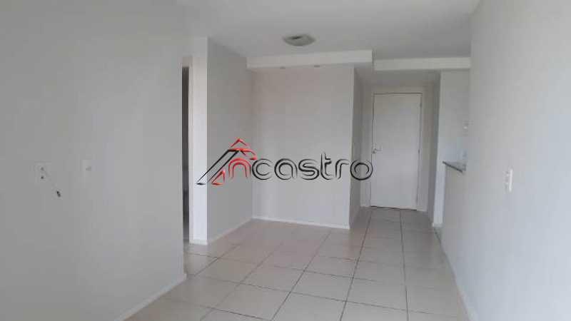 NCastro06. - Apartamento à venda Rua Miguel Cervantes,Cachambi, Rio de Janeiro - R$ 250.000 - 2278 - 7