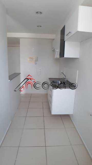 NCastro08. - Apartamento à venda Rua Miguel Cervantes,Cachambi, Rio de Janeiro - R$ 250.000 - 2278 - 20