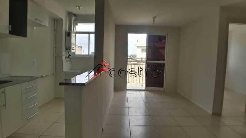 NCastro10. - Apartamento à venda Rua Miguel Cervantes,Cachambi, Rio de Janeiro - R$ 250.000 - 2278 - 6
