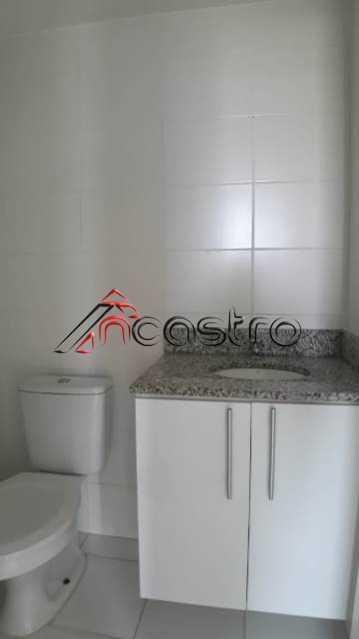 NCastro12. - Apartamento à venda Rua Miguel Cervantes,Cachambi, Rio de Janeiro - R$ 250.000 - 2278 - 23
