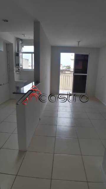 NCastro14. - Apartamento à venda Rua Miguel Cervantes,Cachambi, Rio de Janeiro - R$ 250.000 - 2278 - 1