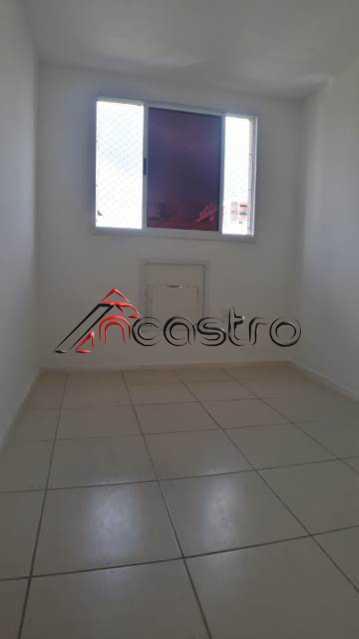 NCastro19. - Apartamento à venda Rua Miguel Cervantes,Cachambi, Rio de Janeiro - R$ 250.000 - 2278 - 13
