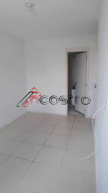 NCastro24. - Apartamento à venda Rua Miguel Cervantes,Cachambi, Rio de Janeiro - R$ 250.000 - 2278 - 17