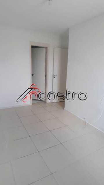 NCastro28. - Apartamento à venda Rua Miguel Cervantes,Cachambi, Rio de Janeiro - R$ 250.000 - 2278 - 9