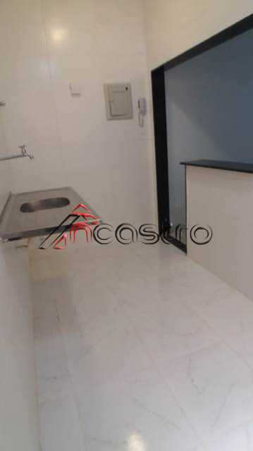 NCastro16. - Apartamento à venda Rua São Cristóvão,São Cristóvão, Rio de Janeiro - R$ 180.000 - 1052 - 14