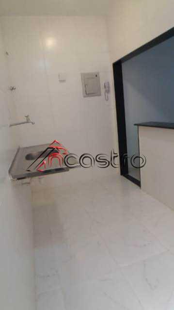 NCastro17. - Apartamento à venda Rua São Cristóvão,São Cristóvão, Rio de Janeiro - R$ 180.000 - 1052 - 15