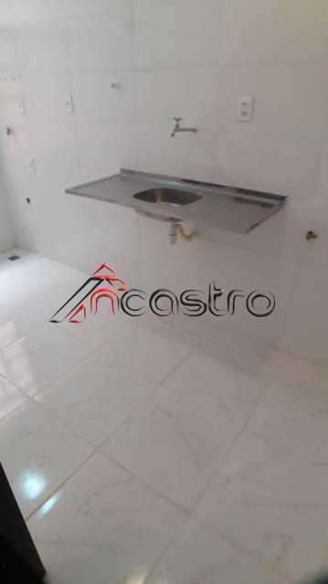NCastro18. - Apartamento à venda Rua São Cristóvão,São Cristóvão, Rio de Janeiro - R$ 180.000 - 1052 - 16