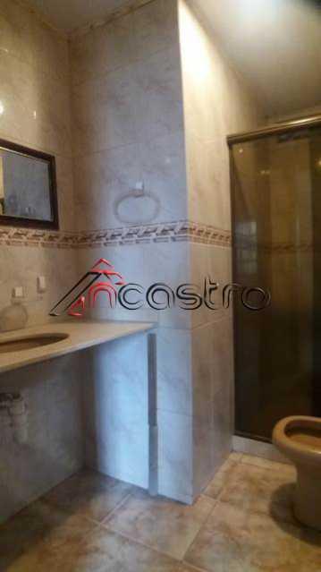NCastro07. - Apartamento à venda Rua Rosa da Fonseca,Manguinhos, Rio de Janeiro - R$ 270.000 - 3064 - 8