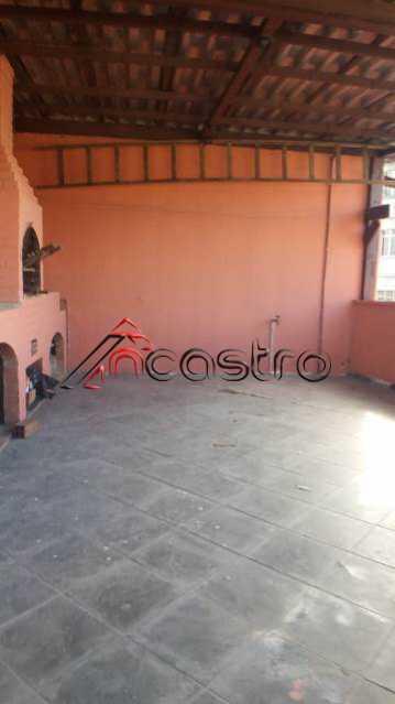 NCastro14. - Apartamento à venda Rua Rosa da Fonseca,Manguinhos, Rio de Janeiro - R$ 270.000 - 3064 - 15