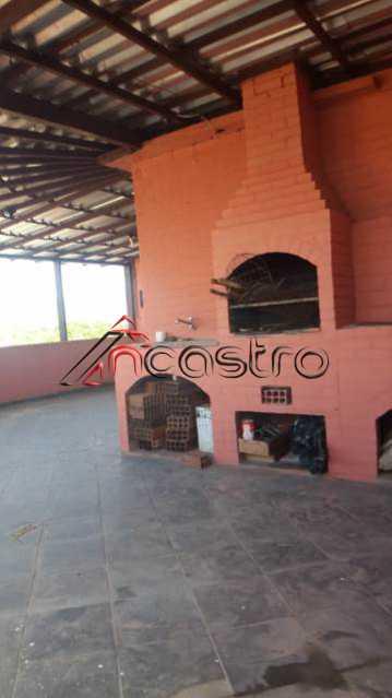 NCastro16. - Apartamento à venda Rua Rosa da Fonseca,Manguinhos, Rio de Janeiro - R$ 270.000 - 3064 - 17