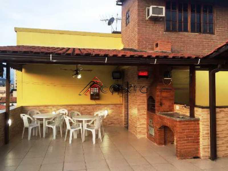 NCastro 5 - Cobertura À VENDA, Vila da Penha, Rio de Janeiro, RJ - COB3002 - 1