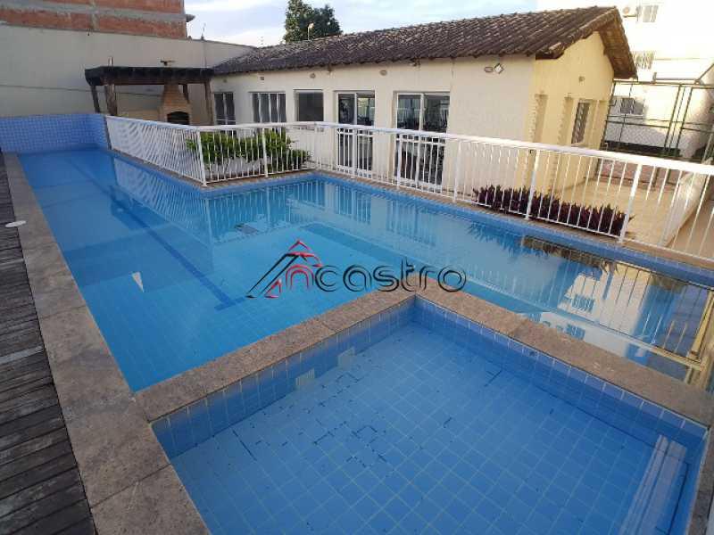 NCastro02. - Apartamento à venda Rua Imuta,Pechincha, Rio de Janeiro - R$ 230.000 - 2292 - 1