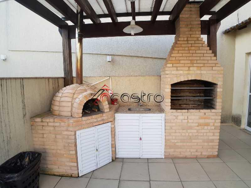 NCastro03. - Apartamento à venda Rua Imuta,Pechincha, Rio de Janeiro - R$ 230.000 - 2292 - 17