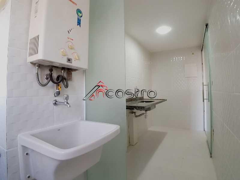 NCastro06. - Apartamento à venda Rua Imuta,Pechincha, Rio de Janeiro - R$ 230.000 - 2292 - 10
