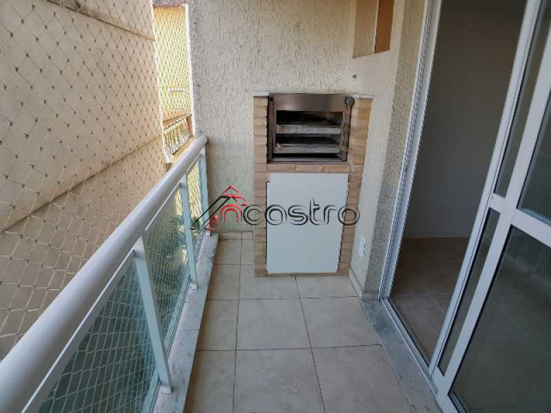 NCastro13. - Apartamento à venda Rua Imuta,Pechincha, Rio de Janeiro - R$ 230.000 - 2292 - 11