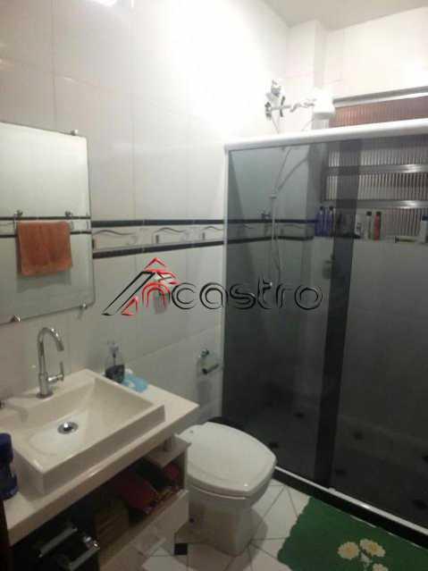 NCastro 11. - Apartamento à venda Rua Cascais,Penha Circular, Rio de Janeiro - R$ 240.000 - 2295 - 26