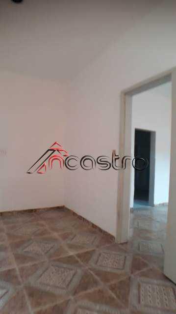 NCastro02. - Apartamento para alugar Rua João Silva,Olaria, Rio de Janeiro - R$ 800 - 1056 - 4