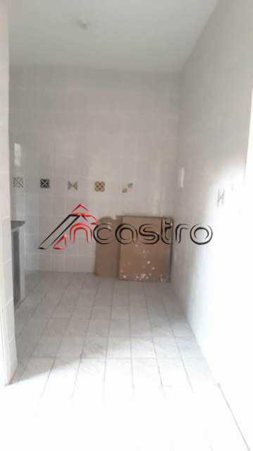 NCastro05. - Apartamento para alugar Rua João Silva,Olaria, Rio de Janeiro - R$ 800 - 1056 - 16