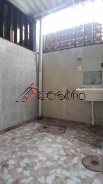 NCastro07. - Apartamento para alugar Rua João Silva,Olaria, Rio de Janeiro - R$ 800 - 1056 - 21