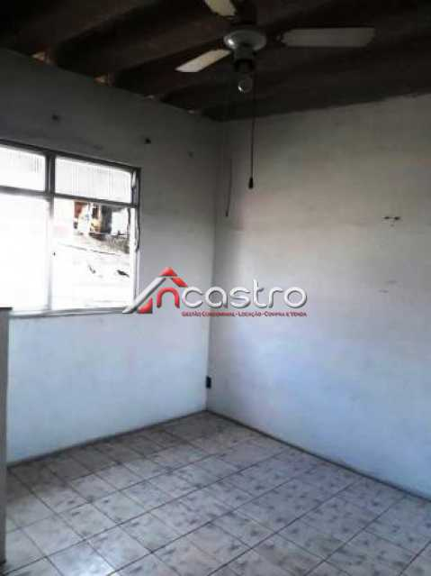 ncastro 1 - Casa de Vila à venda Rua Rego Monteiro,Cordovil, Rio de Janeiro - R$ 195.000 - M2095 - 5