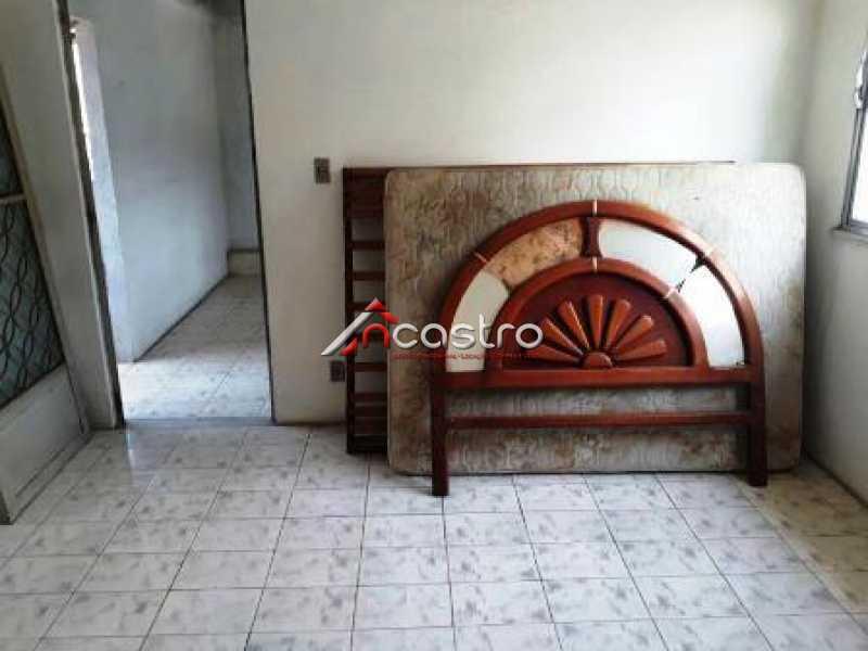 ncastro 23 - Casa de Vila à venda Rua Rego Monteiro,Cordovil, Rio de Janeiro - R$ 195.000 - M2095 - 8