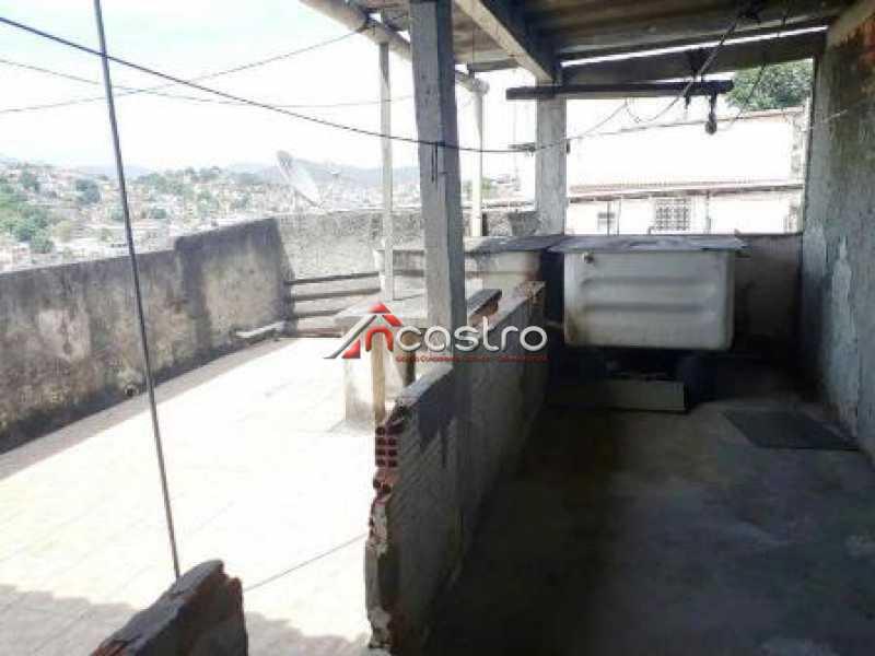 ncastro 24 - Casa de Vila à venda Rua Rego Monteiro,Cordovil, Rio de Janeiro - R$ 195.000 - M2095 - 9