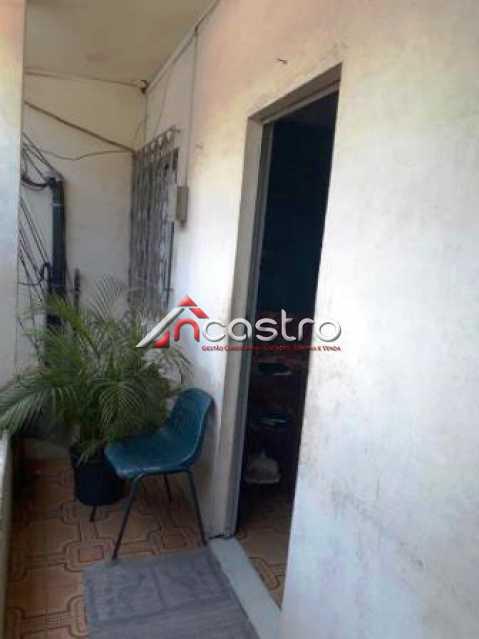 ncastro 25 - Casa de Vila à venda Rua Rego Monteiro,Cordovil, Rio de Janeiro - R$ 195.000 - M2095 - 10
