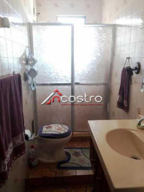 ncastro 26 - Casa de Vila à venda Rua Rego Monteiro,Cordovil, Rio de Janeiro - R$ 195.000 - M2095 - 11