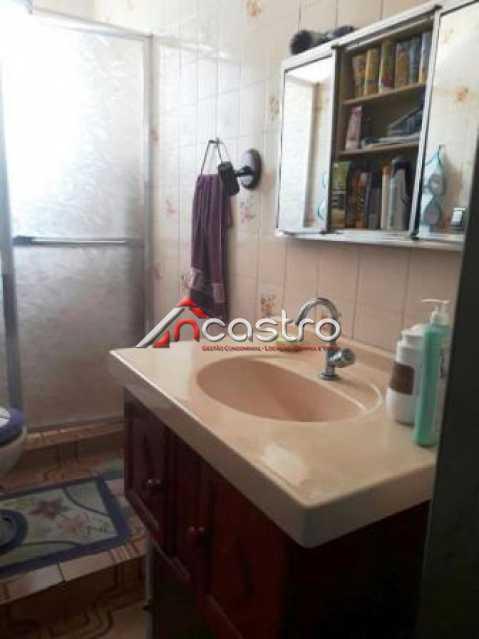 ncastro 27 - Casa de Vila à venda Rua Rego Monteiro,Cordovil, Rio de Janeiro - R$ 195.000 - M2095 - 12
