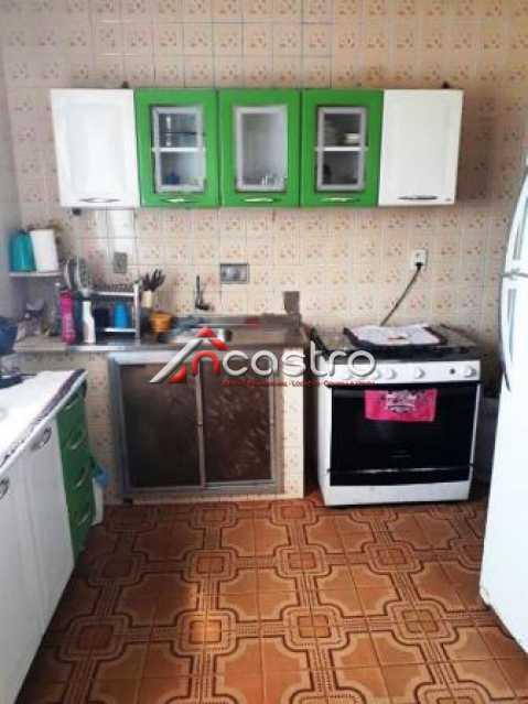 ncastro 31 - Casa de Vila à venda Rua Rego Monteiro,Cordovil, Rio de Janeiro - R$ 195.000 - M2095 - 16