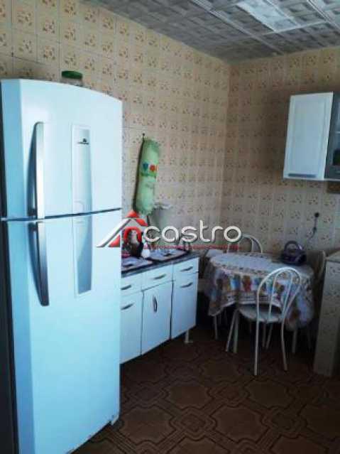 ncastro 32 - Casa de Vila à venda Rua Rego Monteiro,Cordovil, Rio de Janeiro - R$ 195.000 - M2095 - 17