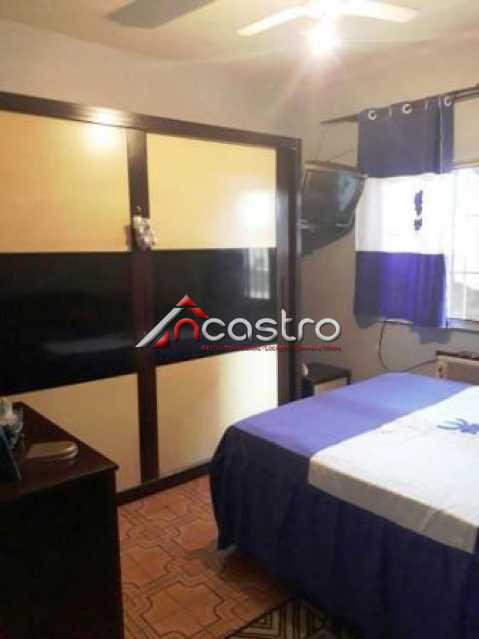 ncastro 35 - Casa de Vila à venda Rua Rego Monteiro,Cordovil, Rio de Janeiro - R$ 195.000 - M2095 - 20