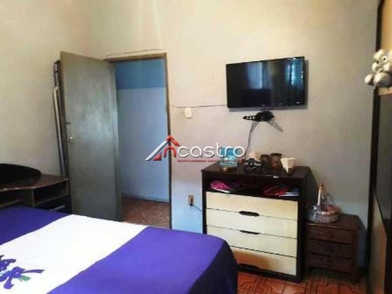 ncastro 36 - Casa de Vila à venda Rua Rego Monteiro,Cordovil, Rio de Janeiro - R$ 195.000 - M2095 - 21